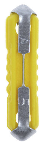 FUSIBLE STEATITE 5A JAUNE BOSCH/PAL